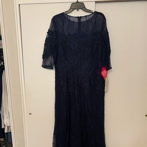 Emma street full length gown
